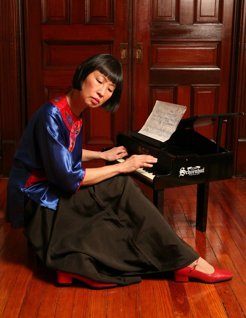 Margaret Leng Tan - Michael_Dames